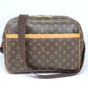 Louis Vuitton Large Monogram Messenger Travel Bag